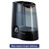 Honeywell Warm Mist Humidifier, Black, 12 7/10w x 7 1/2d x 12 1/5h