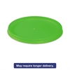 WinCup Biodegradable Lids for Vio Food Containers, EPS, Green, 1000/Carton