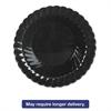 WNA Classicware Bowls, Plastic, 10 oz, Black, 180/case