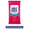 Wet Ones Antibacterial Moist Towelettes Travel Pack, White, Fresh Scent, 15/PK, 12 PK/CT