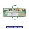 Unger 13-Pc Cleaning Kit For Walls, Windows, Ceilings, Green, Vinyl/Nylon Case, 1 KT