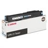 Canon 0261B001AA (GPR-21) Toner, Cyan