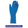G29 Solvent Resistant Gloves, X-Large/Size 10, Blue, 500/Carton