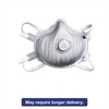 N99 Adjustable Single-Use Particulate Respirator, One Size Fits Most, 10/Box