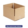 General Supply Brown Corrugated - Fixed-Depth Shipping Boxes, 12l x 10w x 3h, 25/Bundle