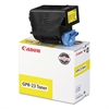 0455B003AA (GPR-23) Toner, Yellow