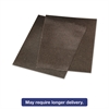 Griddle Screen, 4 x 5 1/2, Brown, 20 per Pack
