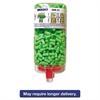 Moldex Pura-Fit PlugStation Earplug Dispenser, Cordless, 33NRR, Bright Green, 500 Pairs