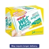 Wet Ones Antibacterial Moist Towelettes, Citrus, 3 3/5 x 7 1/2, White, 24/BX, 10 BX/CT