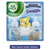 Air Wick Scented Oil Refill, Snuggle Fresh Linen, 0.67oz, 2/Pack