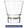 Endeavor Rocks Glasses, 9 oz, Glass, Clear