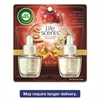 Life Scents Scented Oil Refills, Spiced Apple Crumble, 0.67 oz, 2/Pack