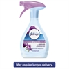 Febreze Fabric Refresher & Odor Eliminator, Spring/Renewal, 27oz Spray Bottle, 6/Carton