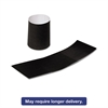 "Royal Paper Napkin Bands, Paper, Black, 1 1/2"", 4000/Carton"