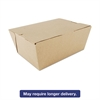 SCT ChampPak Carryout Boxes, Brown, 7 3/4 x 5 1/2 x 3 1/2, 160/Carton