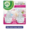 Air Wick Scented Oil Refill, Calming - Magnolia & Cherry Blossom, .67oz, Pink, 2/Pack