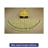 Maximizer Blended Mop Heads, Medium, Yellow, 6/Carton