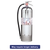 ProPlus 2.5 W H2O Fire Extinguisher, 2.5gal, 20.86lb, 2-A