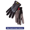 FastFit Work Gloves, Black, 2X-Large