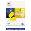 E·A·R Classic Small Earplugs in Pillow Paks, PVC Foam, Yellow, 200 Pairs