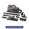 Oreck Commercial Commercial XL Pro 5 Canister Vacuum, 120 V, Gray, 5 1/4 x 8 x 13 1/2