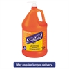Scott NTO Hand Cleaner w/Grit, Orange, 1gal Pump Bottle, 4/Carton