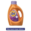 Plus Febreze Liquid Laundry Detergent, Spring & Renewal, 92oz Bottle, 4/Carton