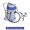 Storm Wet/Dry Tank Vacuum with Tools, Dual Motor, 20 Gallon Poly Tank, Gray