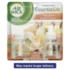 Air Wick Scented Oil Refill, Vanilla Passion, 0.67oz, Clear, 2/pack
