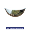 "See All Half-Dome Convex Security Mirror, 26"" dia."