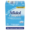 Midol Complete Menstrual Caplets, Two-Pack, 30 Packs/Box