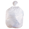 Low-Density Can Liners, 12-16 gal, .5 Mil, 24 x 32, White, 500/Carton