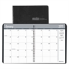 House of Doolittle Recycled 24-Month Ruled Monthly Planner, 8 1/2 x 11, Black, 2017-2018