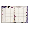AT-A-GLANCE Vienna Weekly/Monthly Appointment Book, 8 1/2 x 11, Purple, 2017