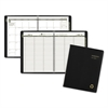AT-A-GLANCE Recycled Academic Week/Month Classic Appt Book, 8 1/4 x 10 7/8, Black, 2016-2017