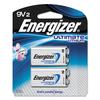 Lithium Batteries, 9V, 2/Pack