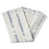 Extrasorbs Air-Permeable Disposable DryPads, 30 x 36, White, 70/Carton