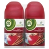 Air Wick Freshmatic Ultra Spray Refill, Apple Cinnamon Medley, Aerosol, 6.17 oz, 2/Pack