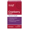 Schiff Cranberry Extract Softgel, 90 Count