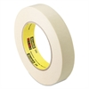 "Scotch General Purpose Masking Tape 234, 24mm x 55m, 3"" Core, Tan"