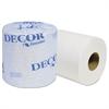 Cascades Decor Standard Bathroom Tissue, 2-Ply, 4 5/16 x 3 1/4, 550/Roll, 80 Roll/Carton