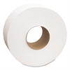 "Cascades North River Jumbo Roll Tissue, 2-Ply, White, 3 1/2"" x 1000', 12 Rolls/Carton"