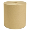 "Cascades Decor Hardwound Roll Towels, Natural, 7 7/8"" x 800', 6/Carton"
