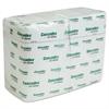 Cascades Cascades for ServOne Napkins, 1-Ply, 6 1/2 x 4 1/4, White, 376/Pk, 6016/Carton