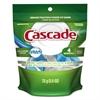 Cascade ActionPacs, Fresh Scent, 2.5 oz Bag, 4/Bag, 42 Bag/Carton