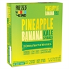 KIND Pressed by KIND Bars, Pineapple Banana Kale Spinach, 1.2 oz Bar, 12/Box