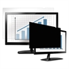 "Fellowes PrivaScreen Blackout Privacy Filter for 24"" Widescreen LCD, 16:10 Aspect Ratio"