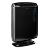 Air Purifiers, HEPA and Carbon Filtration, 200-400 sq ft Room Capacity, Black