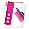 Fellowes Laminating Pouches, 10mil, 11 1/2 x 9, 50/Pack