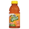Campbell's V-8 Splash, Tropical Blend, 16oz Bottle, 12/Box